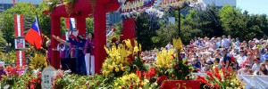 Visit the Portland Rose Festival this May or June