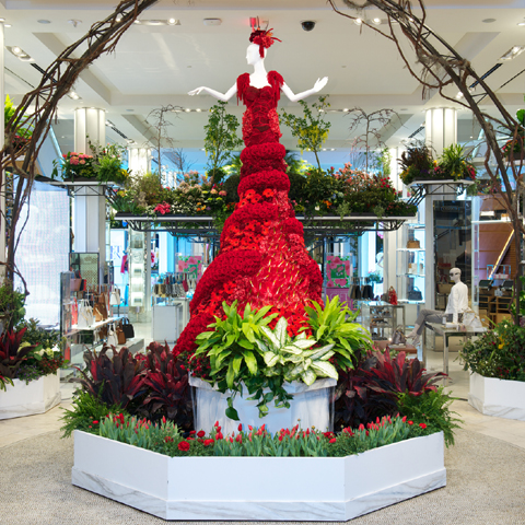 It's Time for Macy's Flower Show in NYC!
