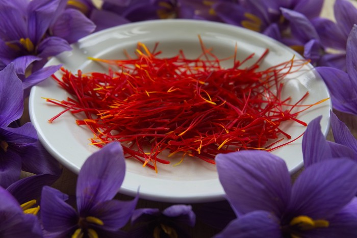 Saffron: The Treasure of the Fall-Blooming Crocus